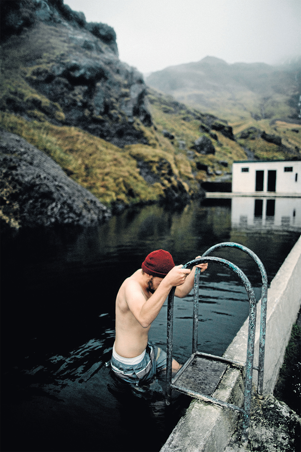 Andrew Northover - Iceland Pool