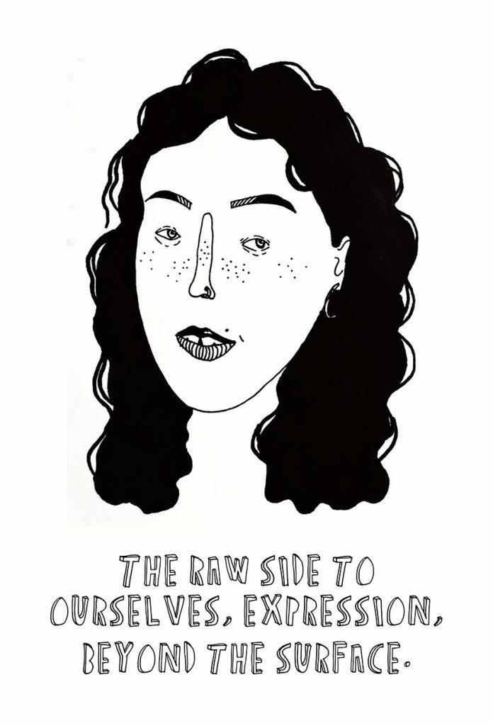 Gippslandia #10 - Artist Feature. - Part 1: the raw side of Grace.
