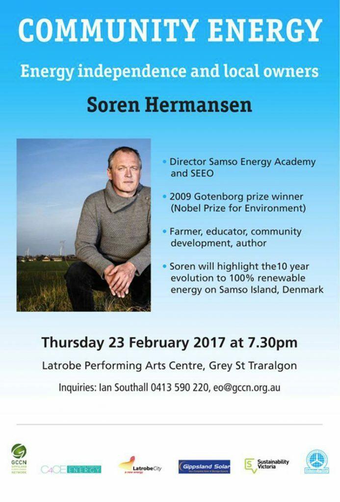 Community Energy Soren Hermansen