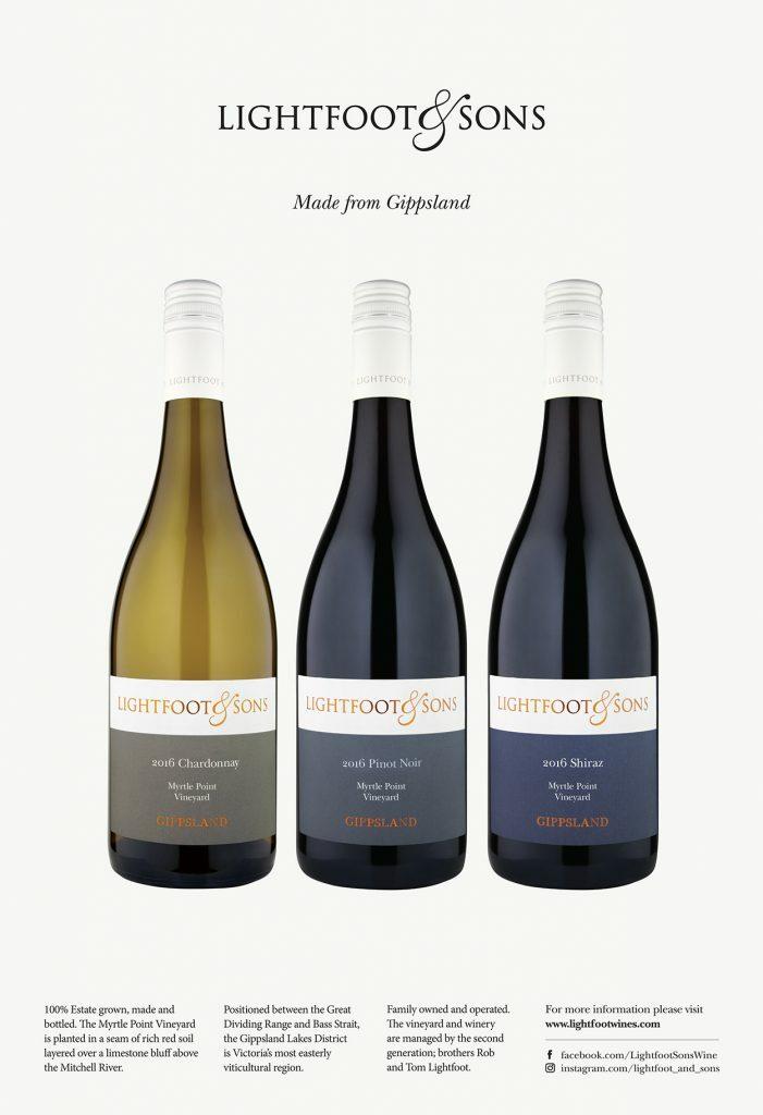 Halliday Wine Companion - Winning Wines - Lightfoot & Sons