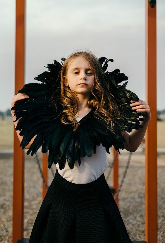 Gippslandia #10 - Fashion Feature. - Why so serious?