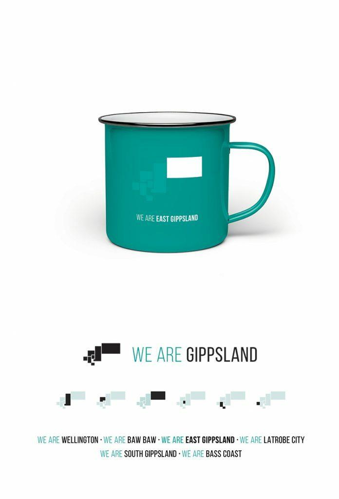 Gippslandia #5 - A flag for Gippsland