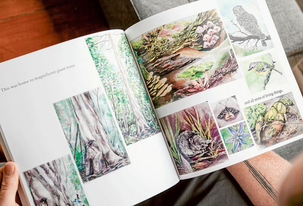 Gippslandia #5 - Book Review - The Green Man and Brown Mountain
