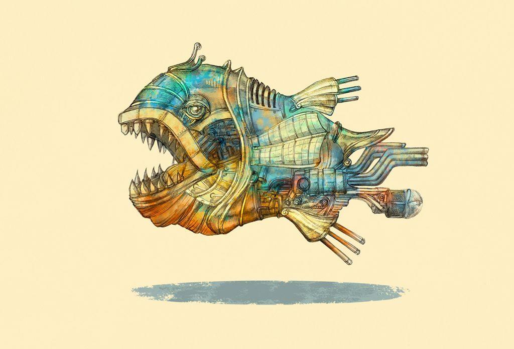 Gippslandia #6 - Artist Feature - Marc-o-matic