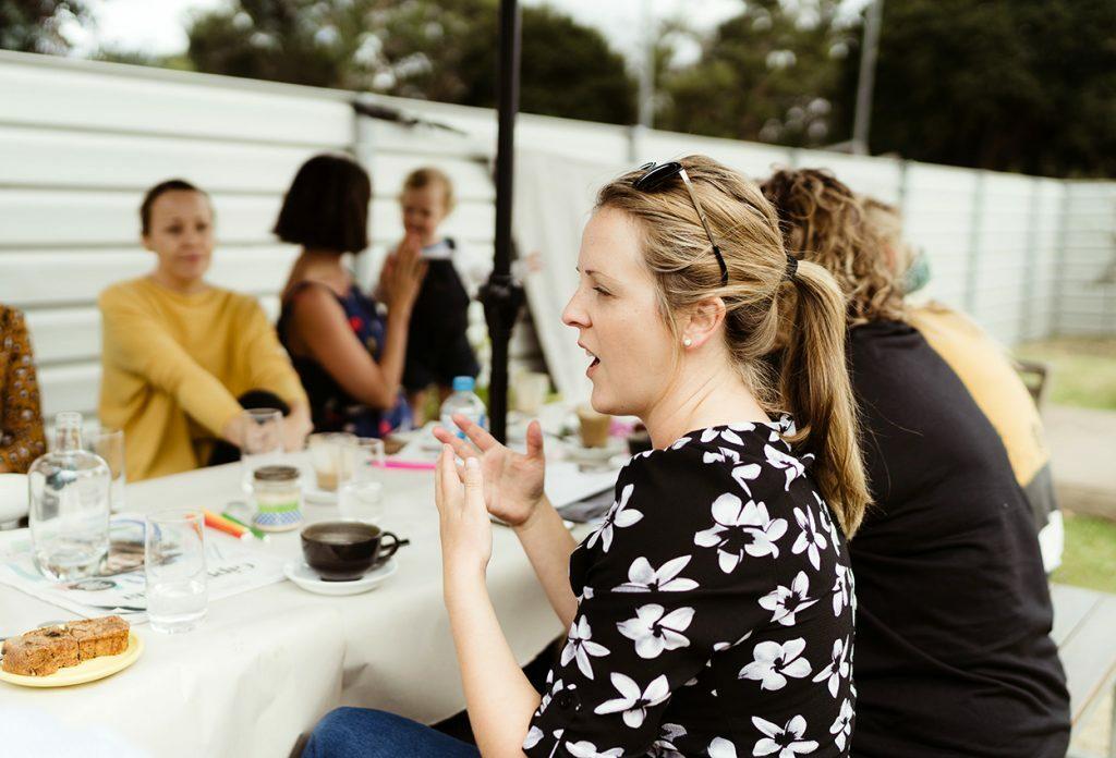 Gippslandia #06 - Entrepreneurial Mums - Conversational Event