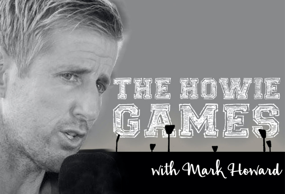 Gippslandia #9 - The Howie Games. - Sports Department.