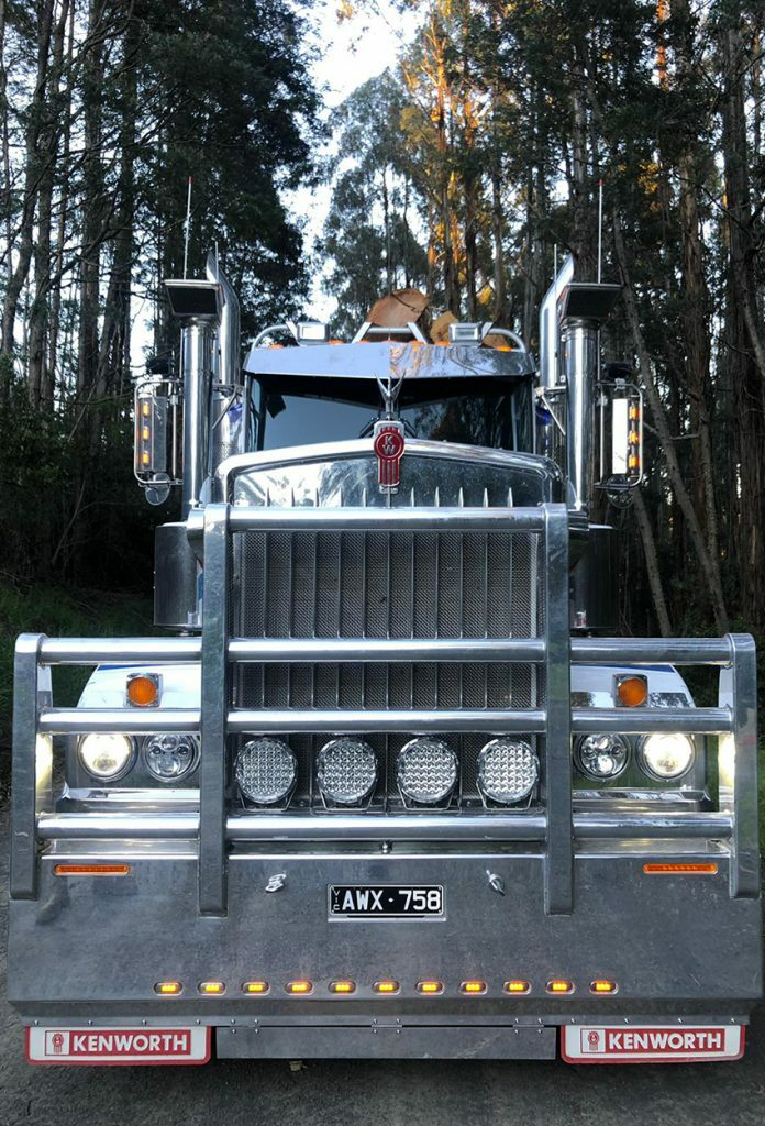 Gippslandia #9 - A pencil, a truck and a lot of laughs. - Travel Department.