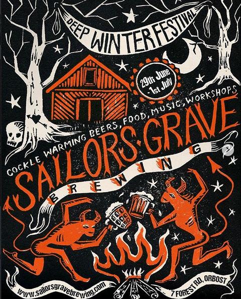 Gippslandia #7 - Travel Department - Sailors Grave Deep
