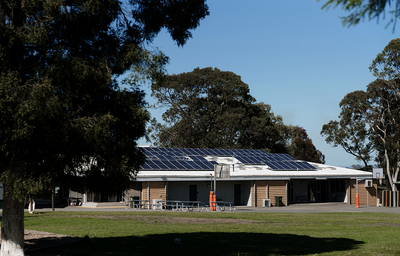 The Heyfield community is very proactive with their PV installations.