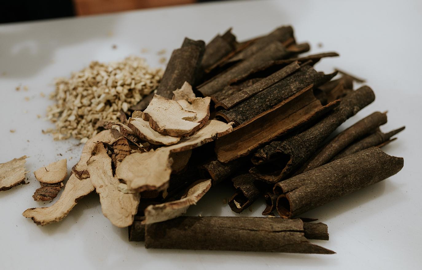 Some secret spices.